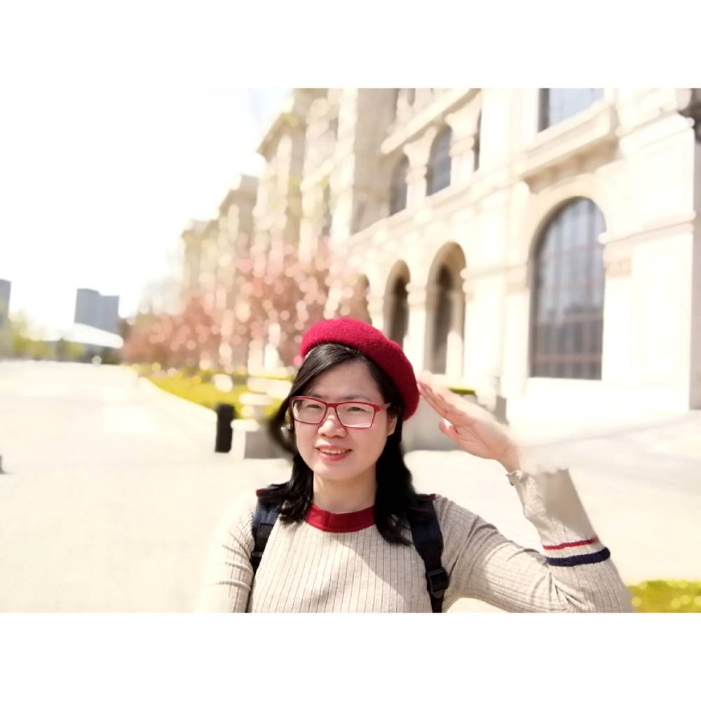 小枫林晚照片