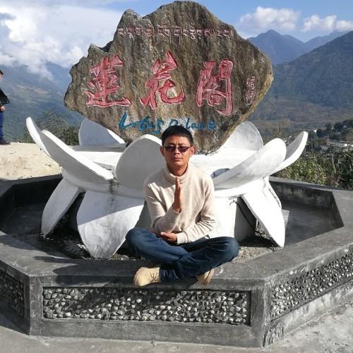 漂泊西藏的照片