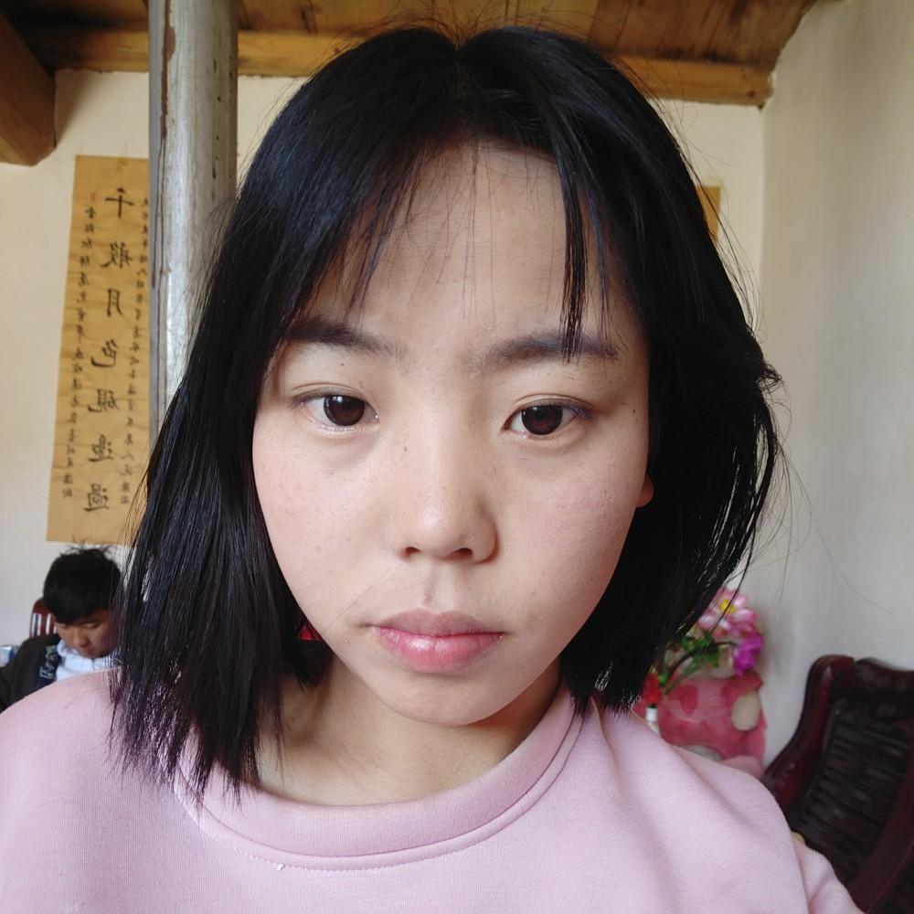 王姑娘,的照片