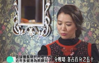 袁咏仪的经济独立,经济独立对女性来说有多重要?