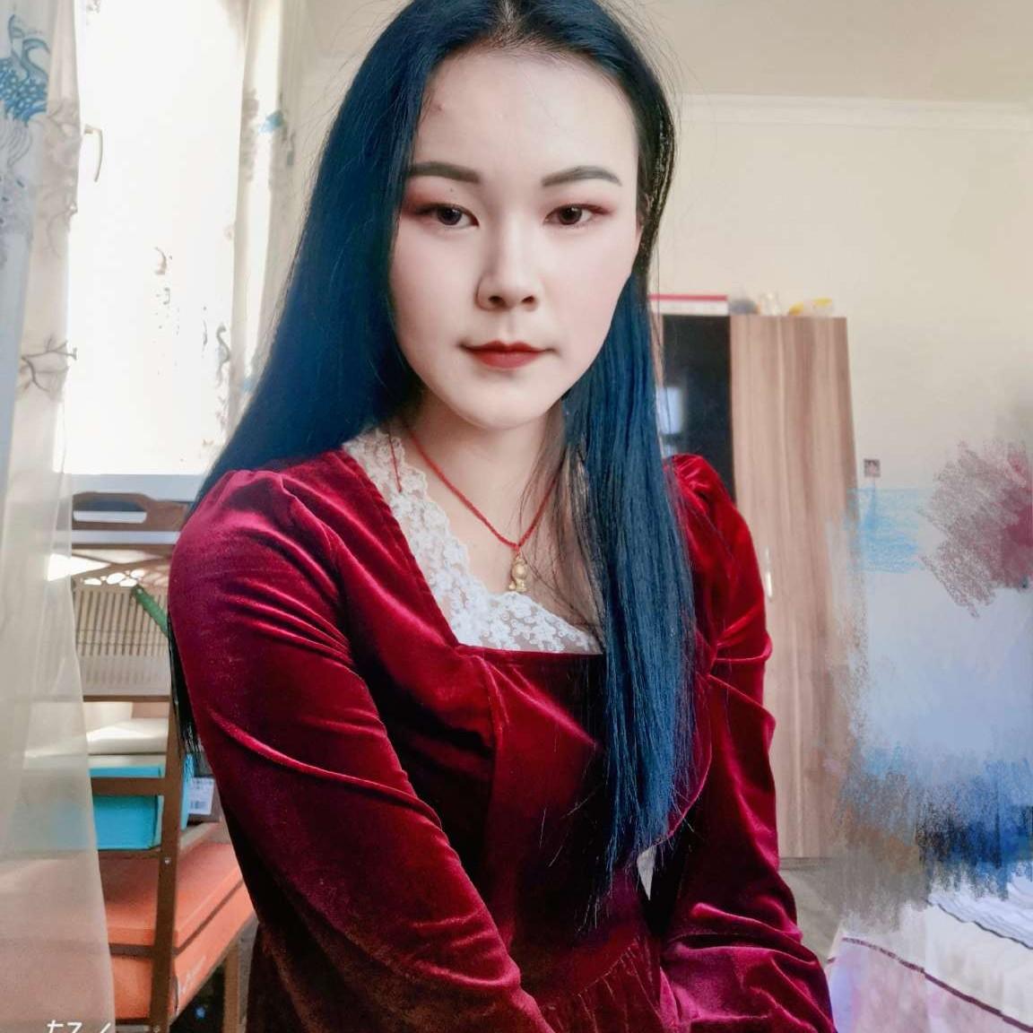 嫦娥妹妹的照片