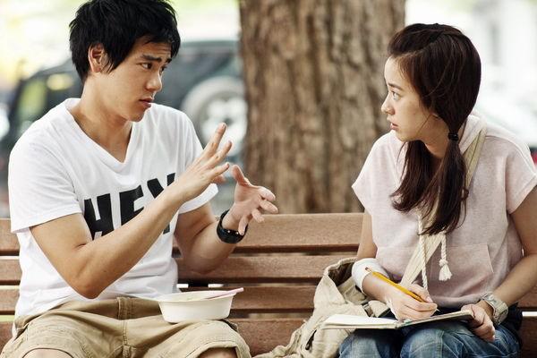 聋哑人征婚 无声的爱情