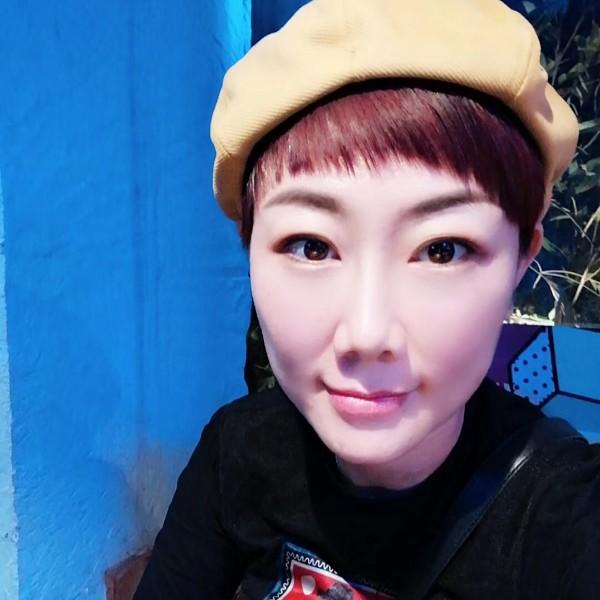 蓝色妖姬may的照片