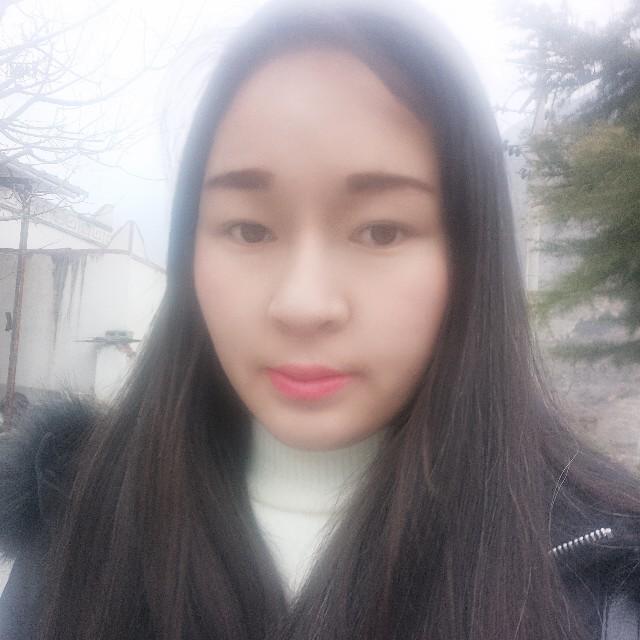 藏族姑娘的照片