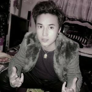 西藏小丑的照片